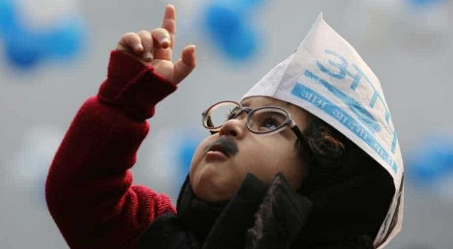 Delhi election: Counting begins, AAP Ahead of BJP in over 50 seats