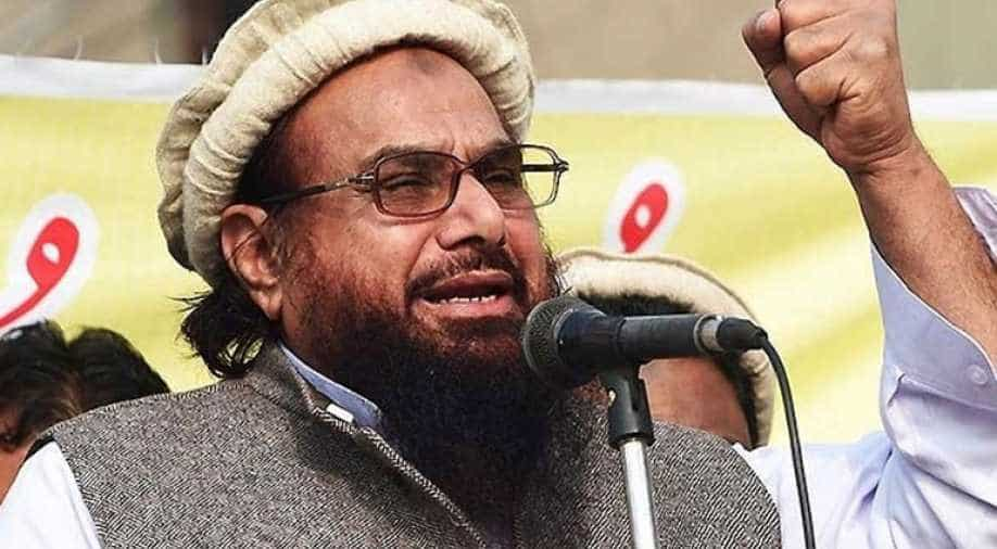 Pakistan jails Islamist accused of Mumbai attacks for terrorism financing