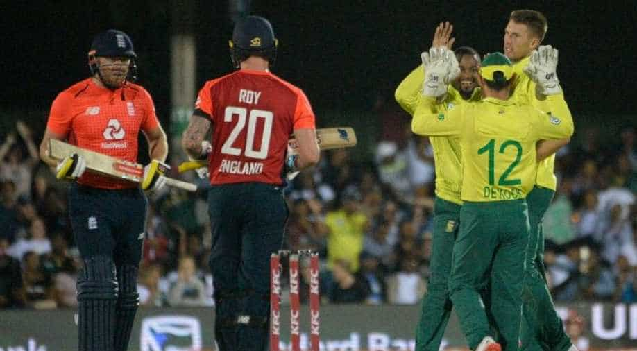 South Africa claim one-run win over England in T20I thriller