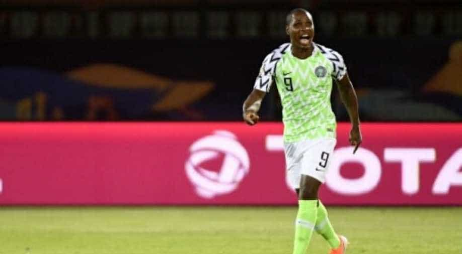 Ighalo not 'credible' enough to play for Man United, says Schole