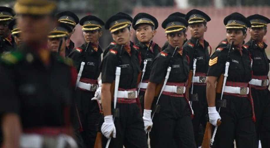 Landmark ruling grants women equal rights in Indian army