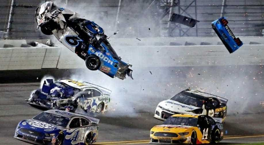 Ryan Newman Shows 'Great Improvement' Following Horrific Daytona 500 Crash