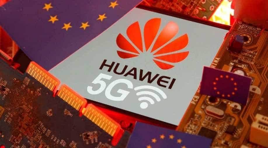 British Prime Minister Johnson faces lawmaker revolt over Huawei 5G decision