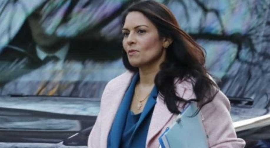 Priti Patel is not committed to the rule of law, says Home Office source