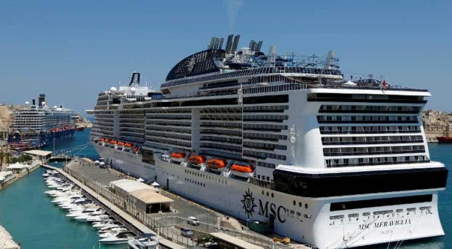 Cruise ship turned away from Caribbean ports amid coronavirus fears
