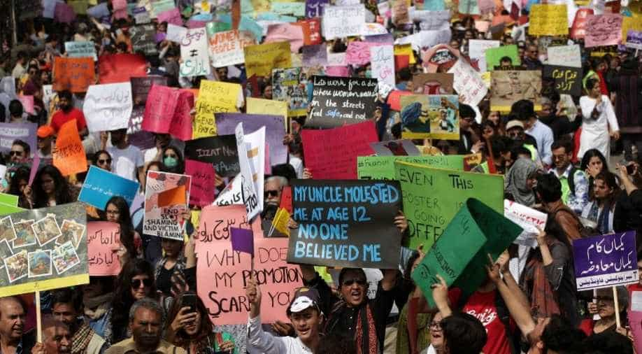Aurat March 2020: Creative, powerful & peaceful posters we loved