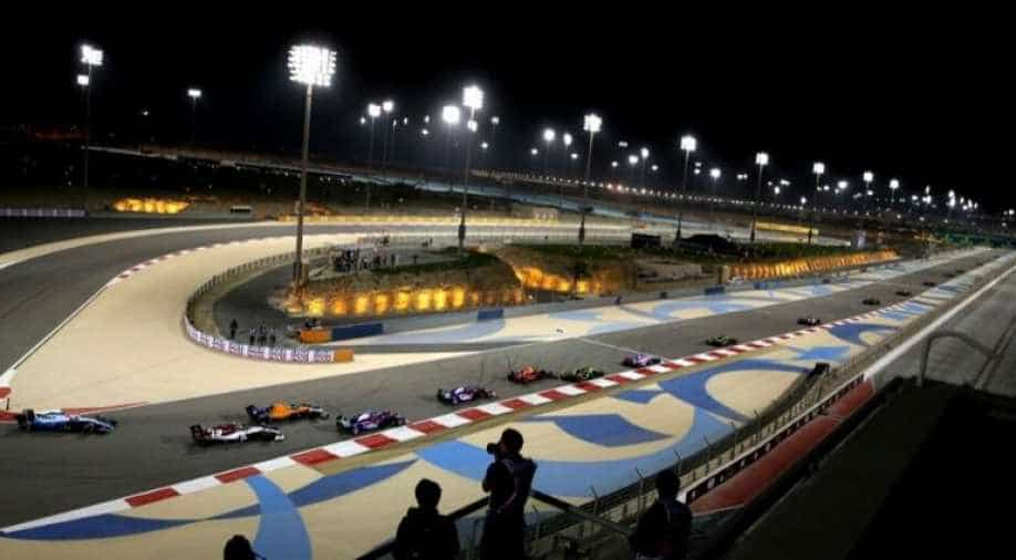 Bahrain GP goes behind closed doors due to coronavirus threat