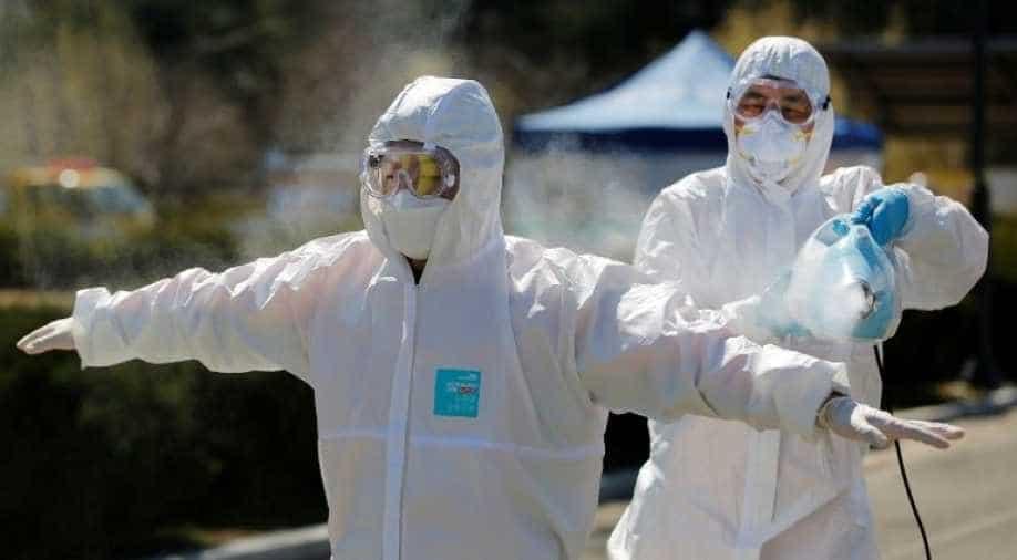 South Korea COVID-19 cases fall below 50 since February