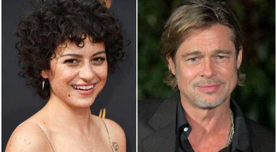 Alia Shawkat says shes not dating Brad Pitt
