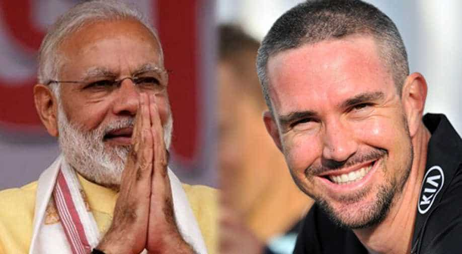 COVID-19: Pietersen uses Hindi to spread awareness among Indians #47123