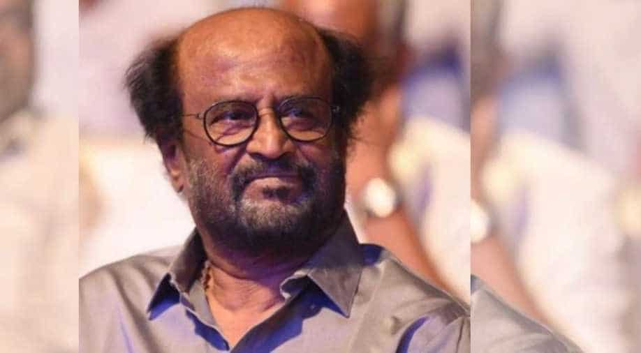 Indian actor Superstar Rajinikanth admitted in hospital