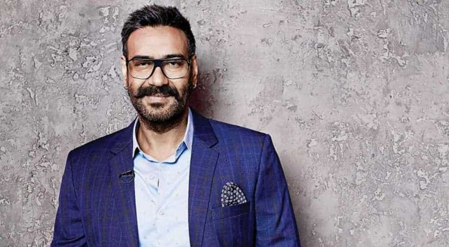 Ajay Devgn to produce a movie based on Galwan Valley clash