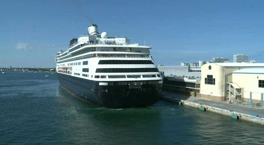 Coronavirus-stricken cruise ships allowed to dock at Florida shores