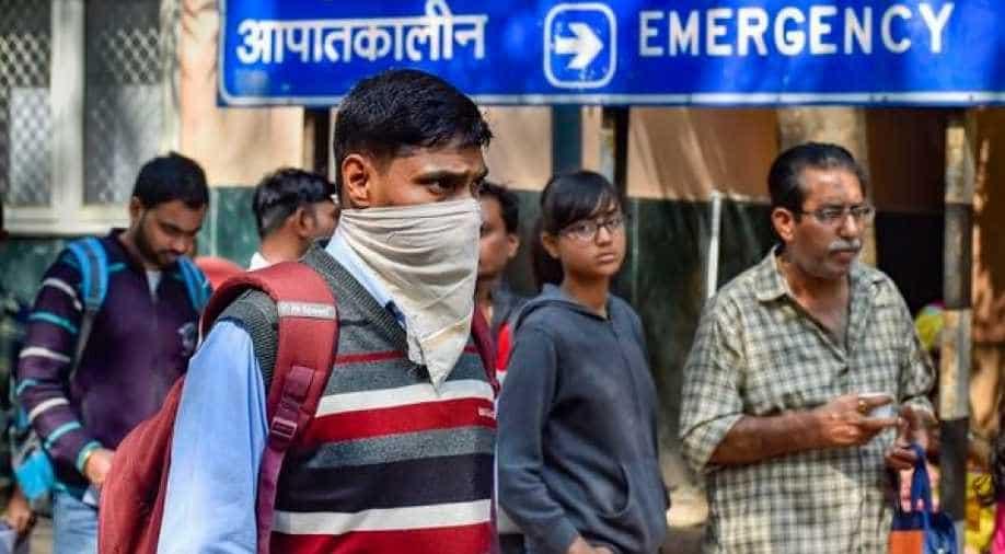 Madhya Pradesh Man Who Threw A Feast For 1,500 Tests Coronavirus+