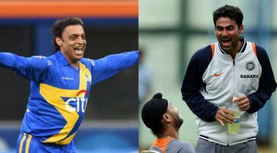 India, Pak should play a series to raise funds: Shoaib Akhtar