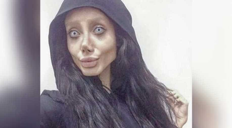 Angelina Jolie 'zombie' lookalike contracts coronavirus in prison