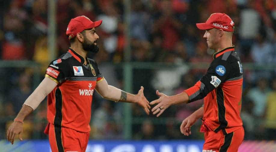 Kohli 'leading by example' as Bangalore seek IPL turn