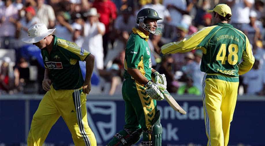 Herschelle Gibbs To Auction His Iconic Bat To Fight COVID-19 Pandemic