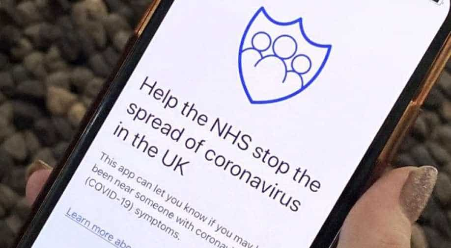 Test track and trace app: How to download NHS contact tracing app