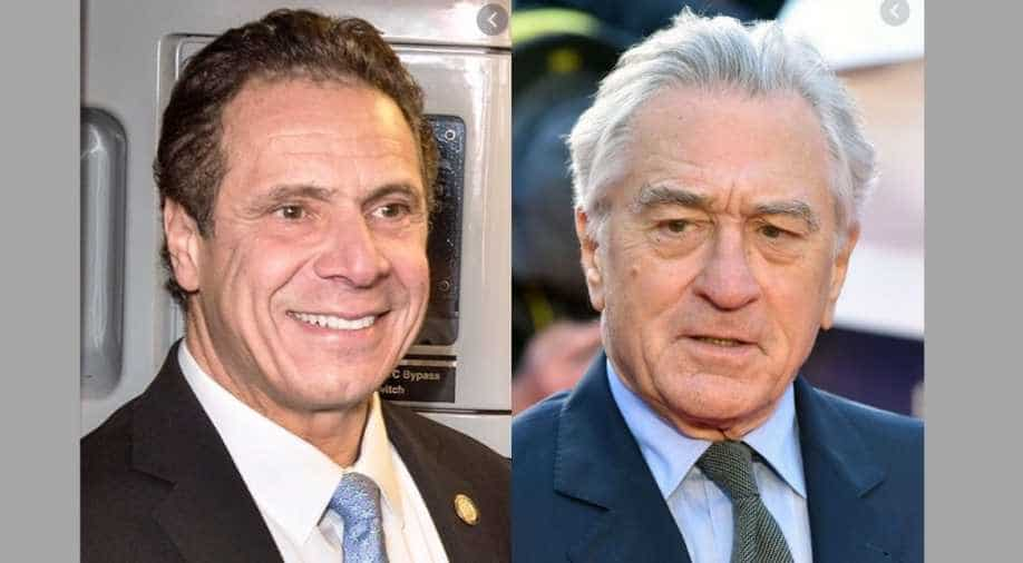 COVID-19: Here's Cuomo's Choice To Play Him In Movie On Pandemic