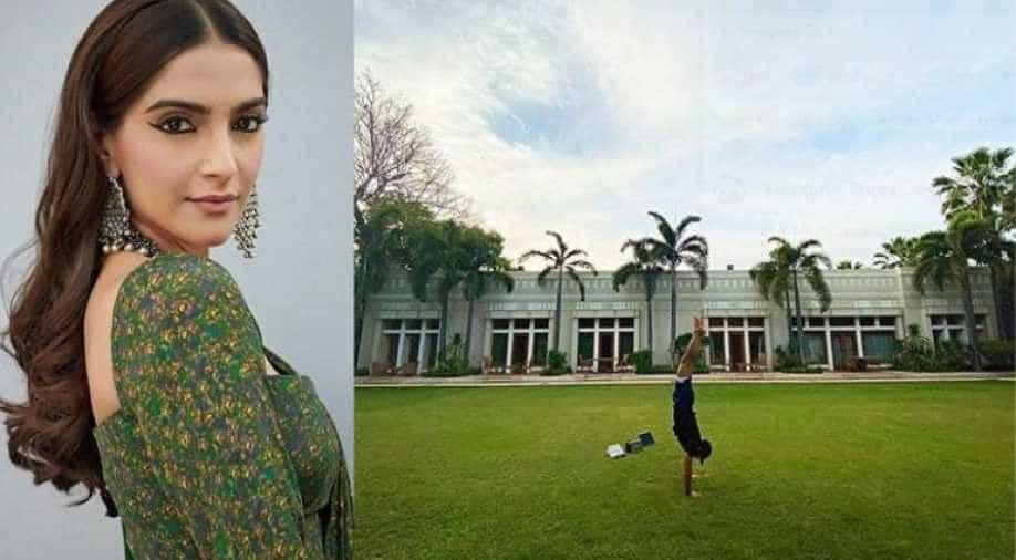 A tour of Sonam Kapoor and Anand Ahuja's paradise in Delhi