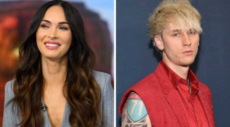 Megan Fox Steps Out With Machine Gun Kelly Amid Marriage Trouble Rumors