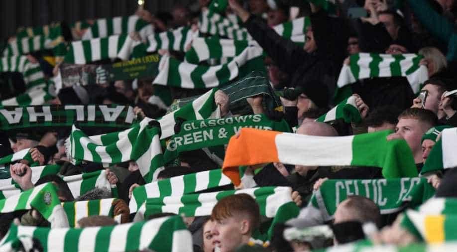 Celtic crowned Scottish champions