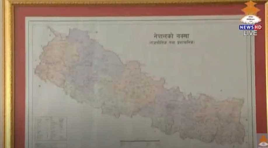 Nepal claims Indian territory in new map, New Delhi responds