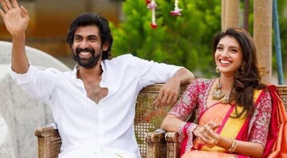 Rana Daggubati gets engaged to his girlfriend!