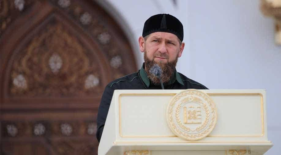 Chechen leader Kadyrov in hospital with suspected coronavirus""