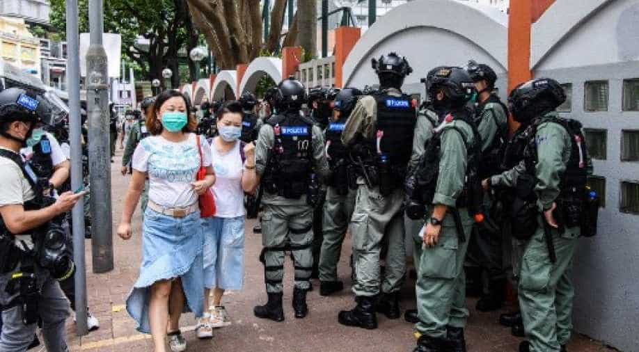 Taiwan promises 'necessary assistance' to Hong Kong's people as protests reignite