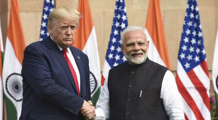 Govt officials deny Trump's claim of talk with Modi on LAC situation