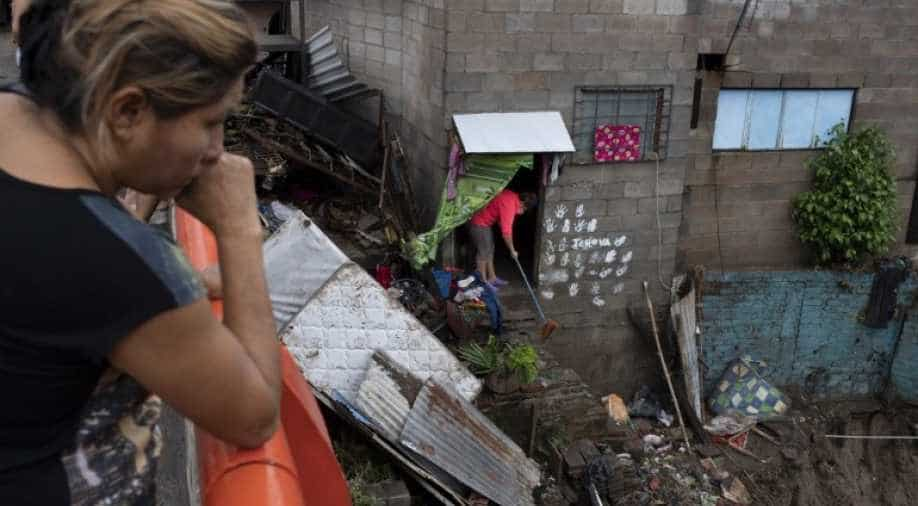 Tropical storm Amanda kills 20 in Central American countries