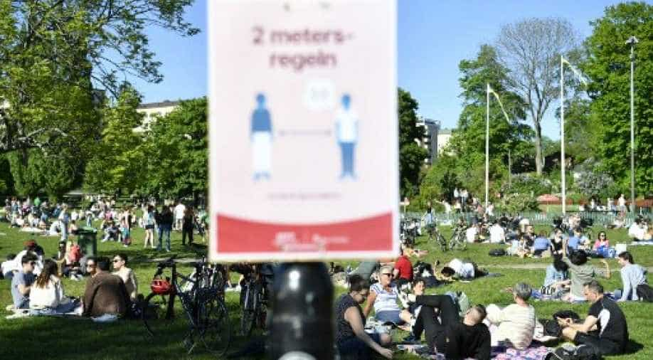 Coronavirus: Sweden's Tegnell admits too many died