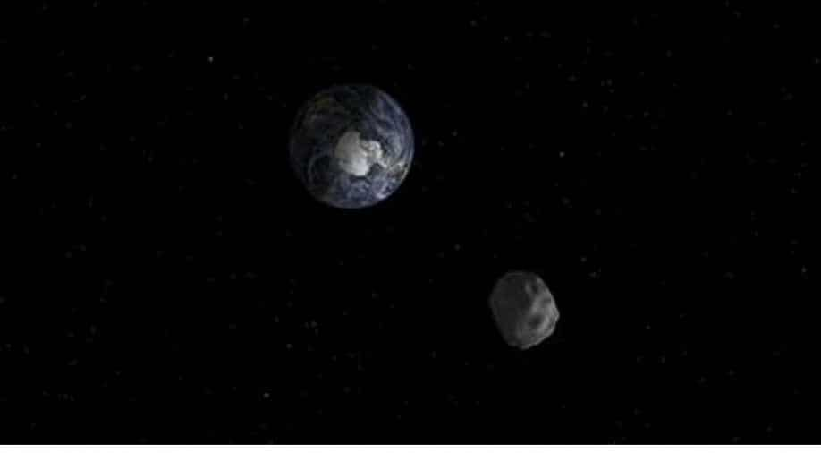 Five asteroids head towards Earth; one the size of stadium