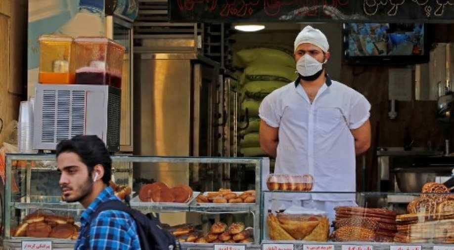 Iran reports 3574 new COVID-19 cases