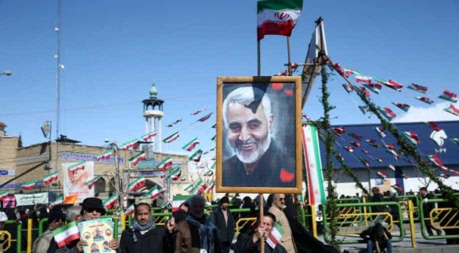 Iran will execute a Central Intelligence Agency agent involved in commander Soleimani's killing