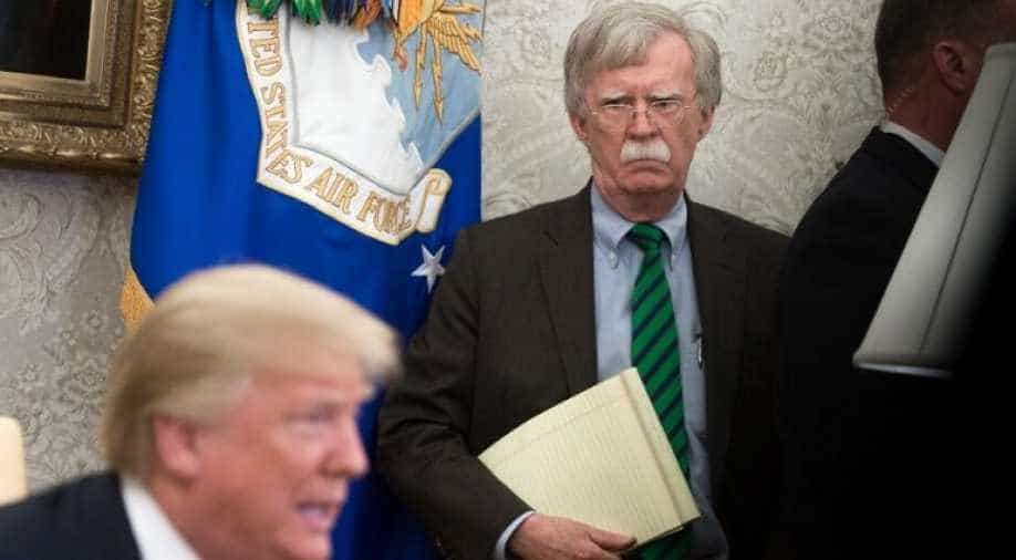 In wily Bolton, Trump faces match like no other