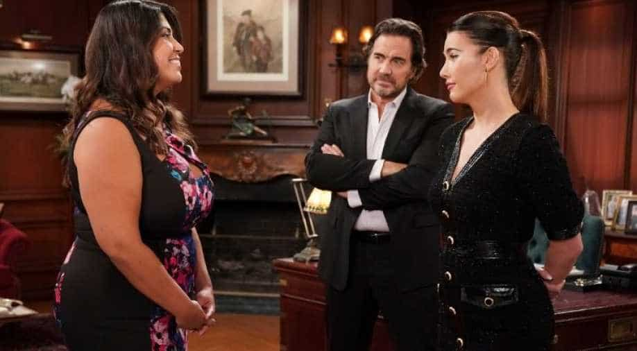 The Cameras Are Rolling On 'The Bold And The Beautiful'