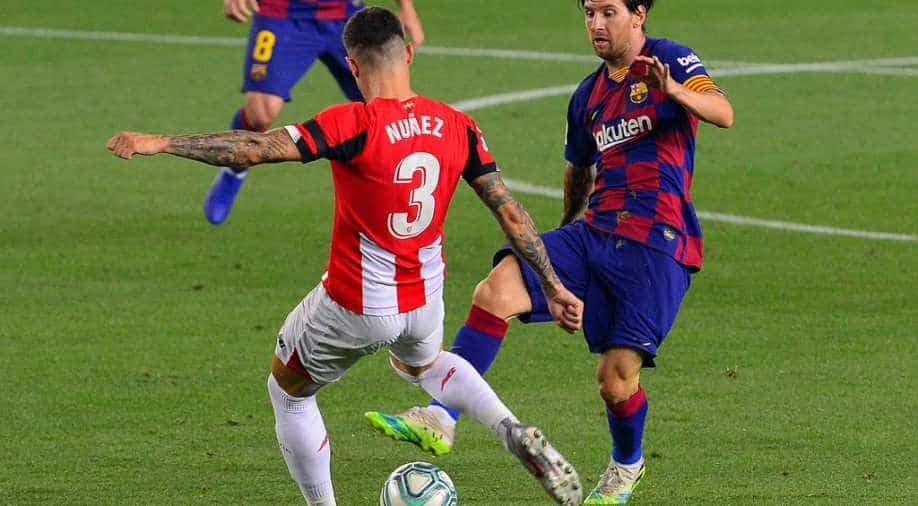 Rakitic goal takes Barca back to top in Spain