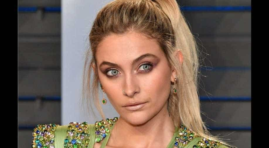 Paris Jackson to star in Facebook Watch series 'Unfiltered'