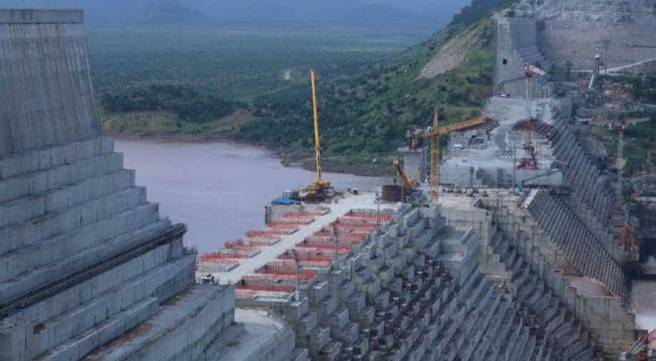 Filling Ethiopia dam will lead to 'prolonged drought'