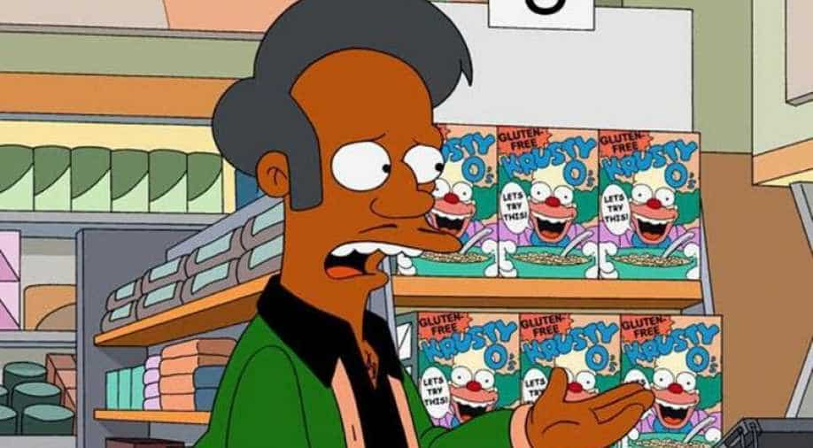The Simpsons stops using white actors to voice non-white characters