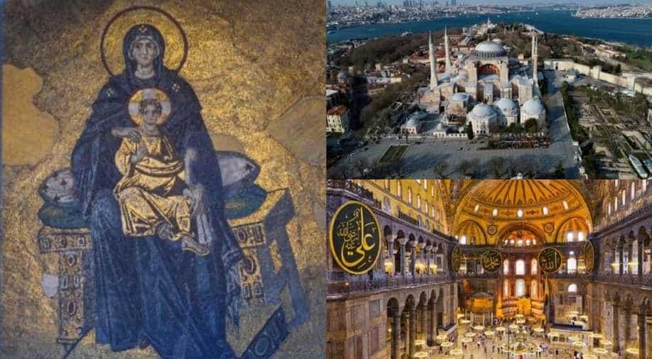 'Unacceptable': Russian church blasts Turkey's Hagia Sophia plan