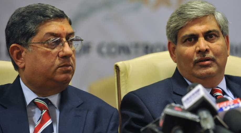 ICC Chairman Shashank Manohar has stepped down after a two year tenure