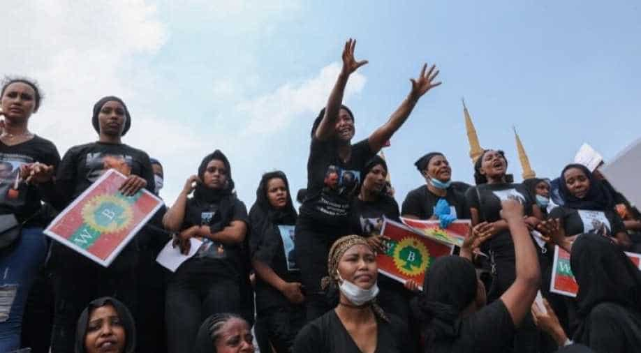 People Killed In Ethiopia As Protests Over Killing Of A Musician Continue