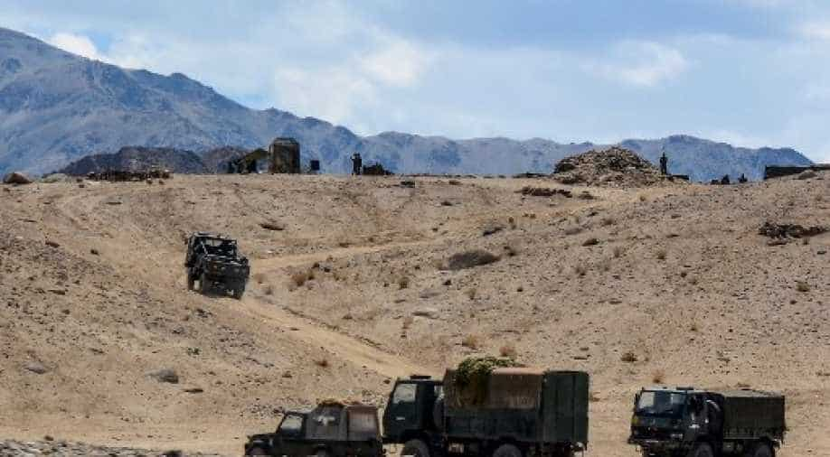 Indian and Chinese Troops Start Pulling Back in Disputed Region