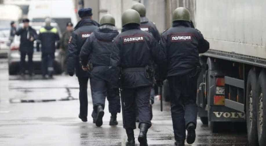Authorities: Teen shot dead after attack on Policeman in Russia's Tatarstan