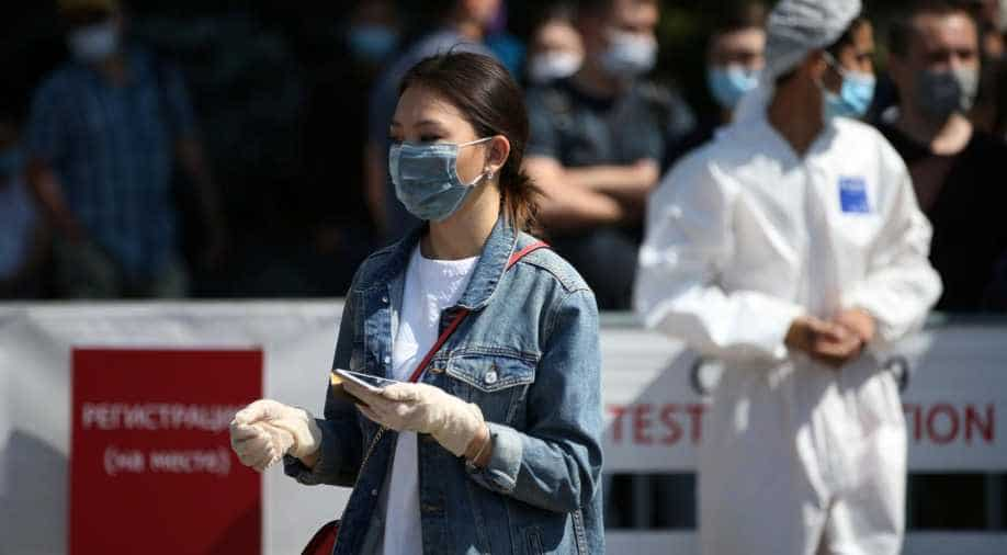 Kazakhstan Denies China Claims Of New Deadly Virus