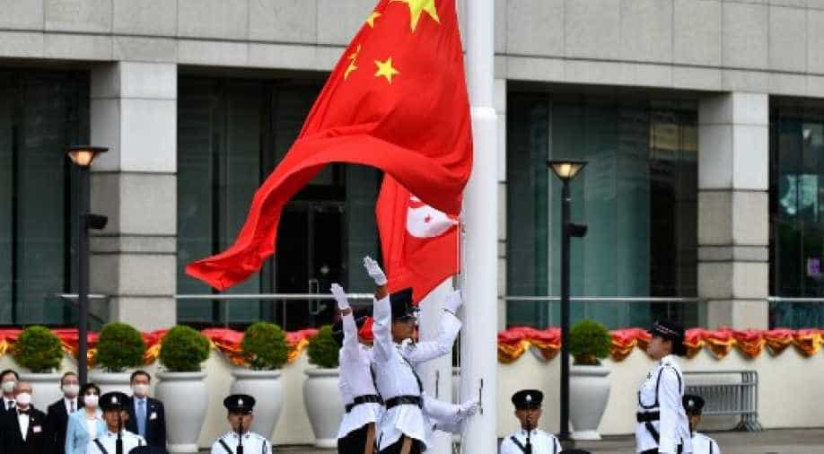 China opposes 'random' attack as Japan-Australia defense pact agreed 'in principle'
